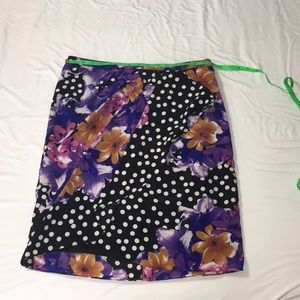 Anthropologie Baraschi skirt sz 8